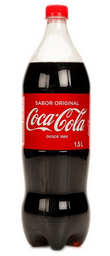 Coca Cola de 1 L.