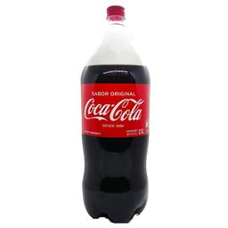 Coca Cola de 2 L.
