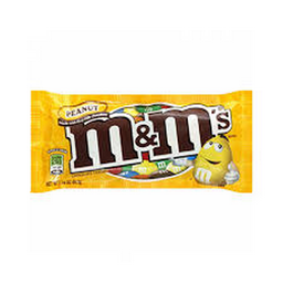 Chocolate M&M's Peanut 49.3 g