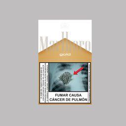 Cigarros Marlboro Gold 20 U