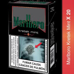 Marlboro Kretek Mint Mnt Ks Box 20