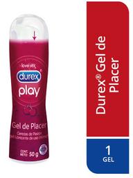 Durex Play Gel Lubricante Cerezas X50 G