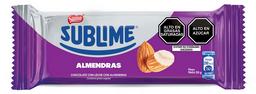Chocolate Sublime Con Almendras 50 g