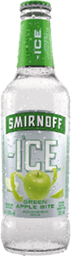 Vodka Smirnoff  Ice Green Apple Botella 355ml