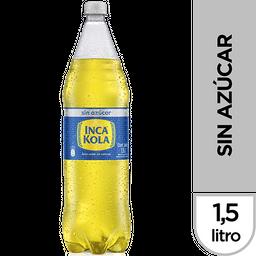 Gaseosa Inca Kola Sin Azúcar Botella 1.5 L