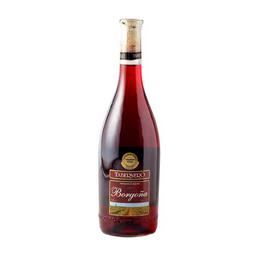 Vino Tinto Tabernero Borgona Botella 750 ml