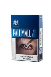 Cigarros Pall Mall Blue Caja 20 U