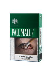 Cigarros Pall Mall Green Caja 20 U