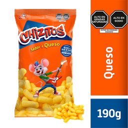 Snack Chizitos Queso 190 g