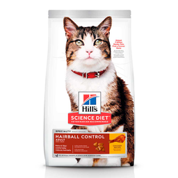 Hills SD Hairball Control Adulto 1.6kg