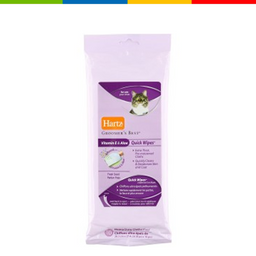 Hartz Quick Wipes For Cats 16 Unid
