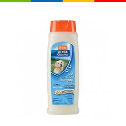 Hartz Hug Rid Flea Dog Shampoo - Oatmeal 532Ml (61359)