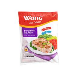 Porciones De Atún Wong Bolsa 500 G