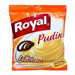 Royal Pudín De Vainilla Bolsa 110 G