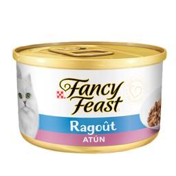 Purina Fancy Feast Ragout Atun X 24Gr