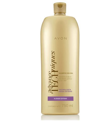 Shampoo Alisado Extend 750Ml Advance Techniques