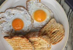 Huevos al Gusto: Fritos o Revueltos