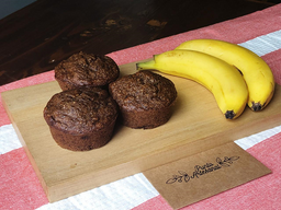 Promo: 2 Kekes Veganos de Plátano 🍌