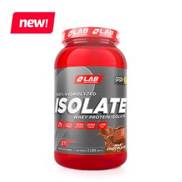 100% Hi Whey Protein Isolate Milk Chocolate (Ln) 2Lb