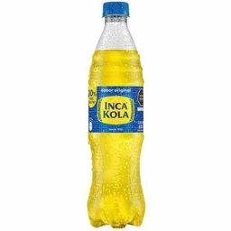 Gaseosa Personal de 500ml Inca Kola con Azúcar