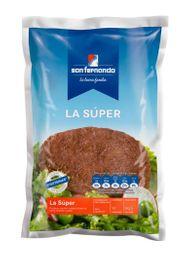 San Fernando Super Hamburguesas de Carne Bolsa