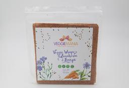 Wraps Zanahoria y Linaza - VeggieManía