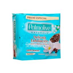 Jabón Palmolive Naturals Jazmín/Manteca de Cacao 130 g x 3