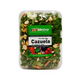 Verduras Para Cazuela Metro Bandeja 300 G