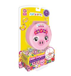 Cutie Compact Jewelry Kit Pinky Pals