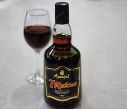 Botella 7 Raíces