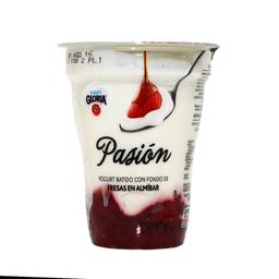 Yogurt Gloria Pasión Fresa 160 g