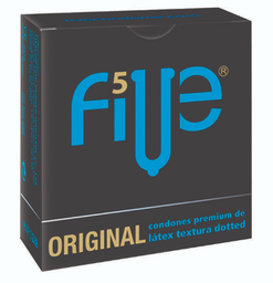 Five Preservativos Original
