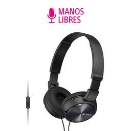 Audífonos MDRZX310AP Negro