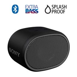 Parlante Bluetooth Extrabass Xb01 Negro