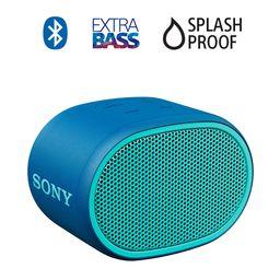 Parlante Bluetooth EXTRABASS, XB01 Azul