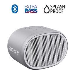 Parlante Bluetooth EXTRABASS, XB01 Blanco