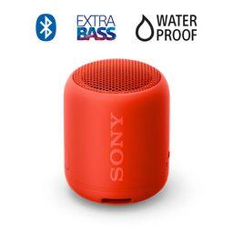 Parlante Bluetooth Extrabass Xb12 Rojo