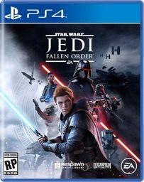 Videojuego Star Wars Jedi Fallen Order PS4 Latam 1 U