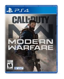Videojuego Call of Duty Modern Warfare PS4 1