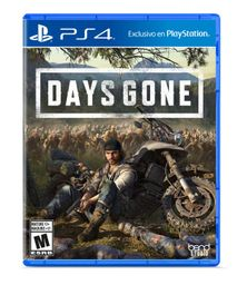 Videojuego Days Gone PS4 Latam 1 U