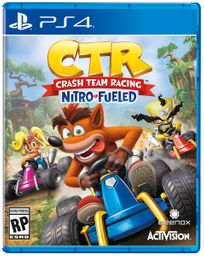 Videojuego Crash Team Racing PS4 1 U