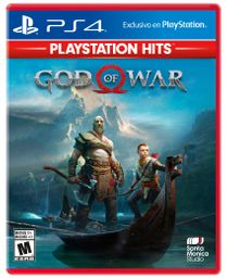 Videojuego God of War PS4 Latam 1 U