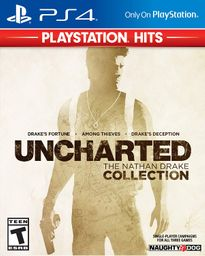 Videojuego Uncharted Collection Ps4