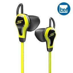 Audífono Sms Audio Biosport  Amarillo