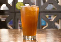 Ice Tea de Maracuyá y Naranja