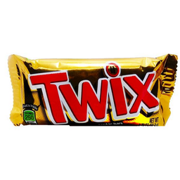 Twix Chocolate Cookie Bars