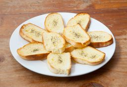 Pan al Ajo Clásico