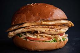 Sándwich Doble Pollo