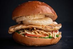 Sándwich con Piña
