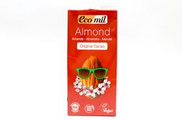 Bebida de Almendra Eco Mil Original Con Cacao 1 L